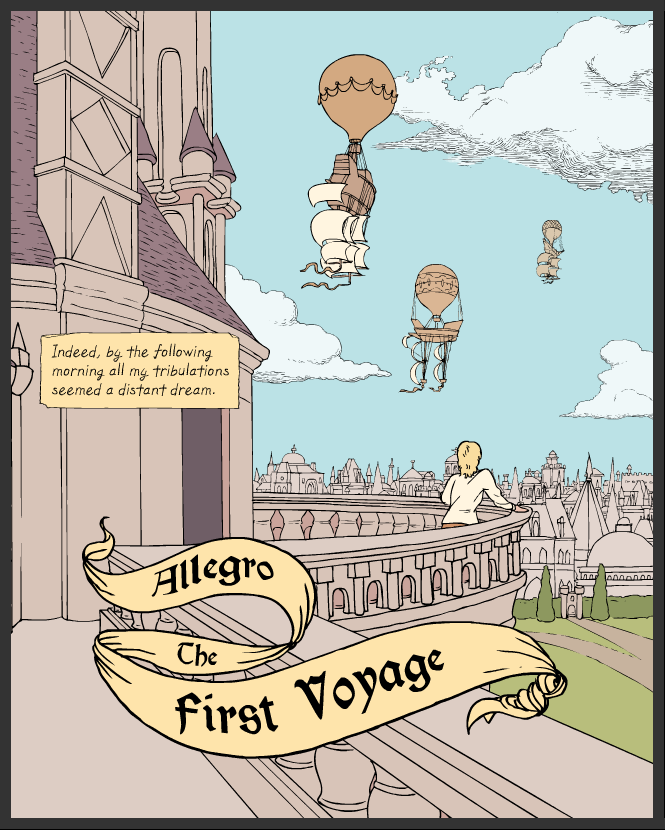 The First Voyage 1